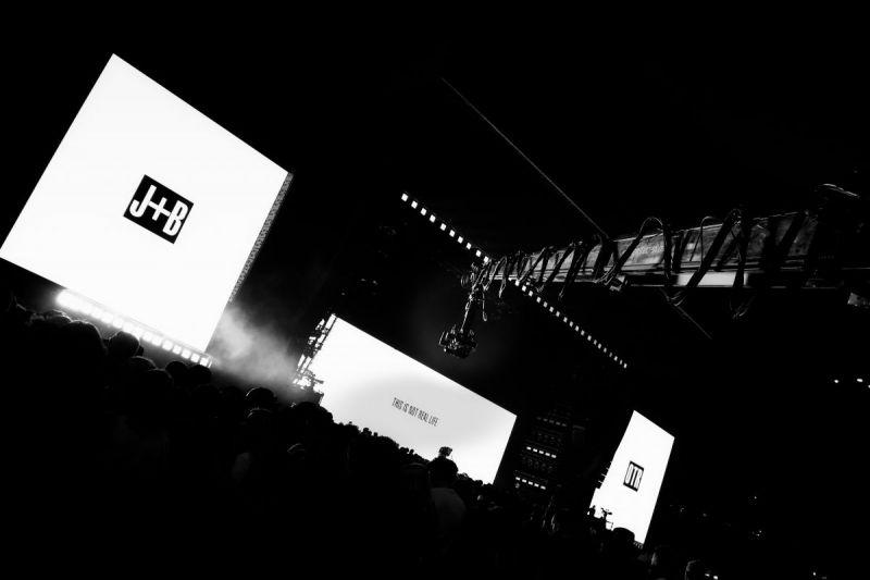Super Techno 50 @ Beyoncé & Jay Z On The Run Tour
