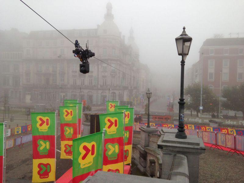 Flyline @ Intrede Van De Sint In Antwerpen