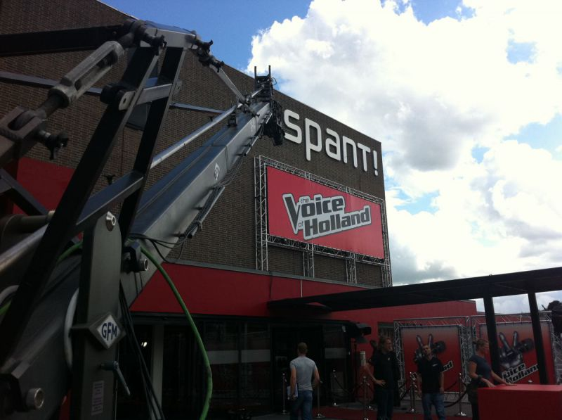 GF-16 @ The Voice Of Holland