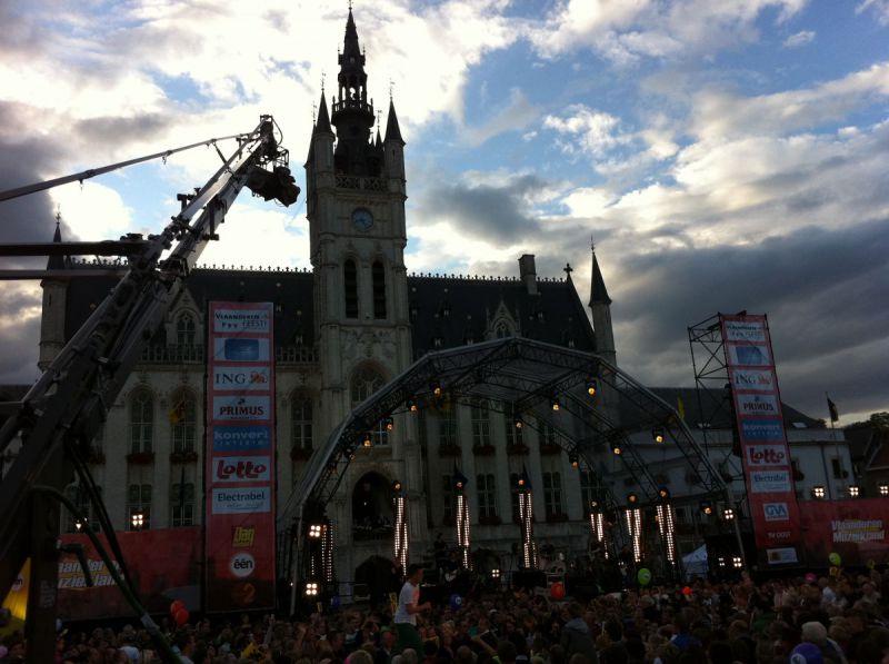 GF-9 @ Vlaanderen Muziekland