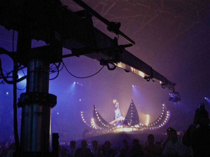 Super Techno 50 @ Concert Tiësto