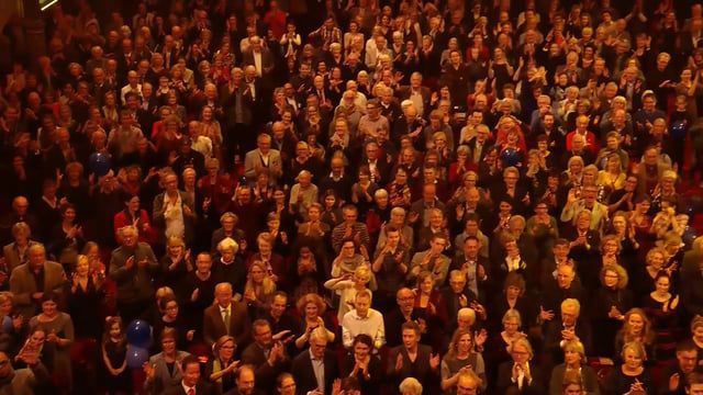 Flyline - World record mannequin challenge in Royal Concertgebouw   Nederlands Blazers Ensemble