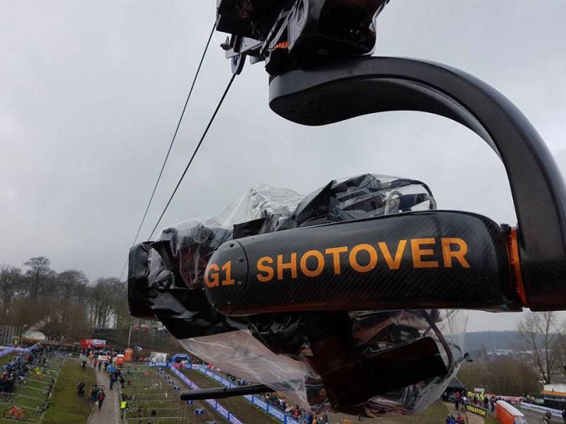 Flyline with Shotover G1 @ WK Veldrijden